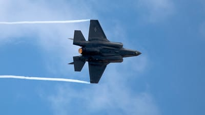 Lockheed names Lauderdale vp, gm of F-35 Lightning II Program