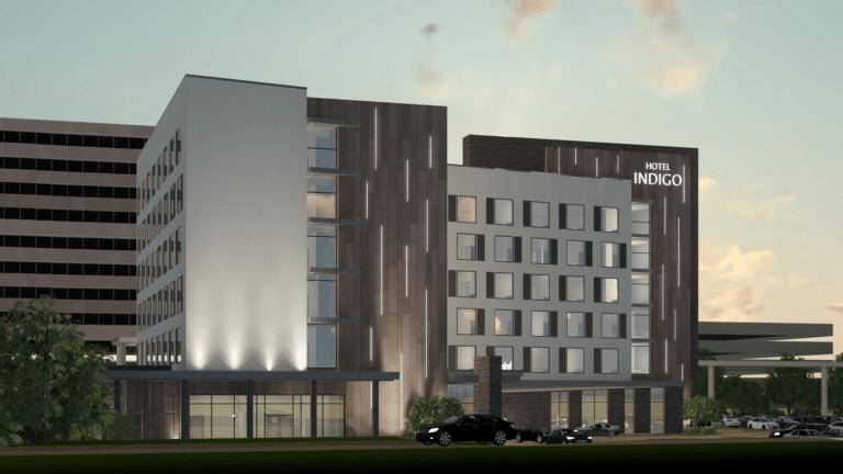 Arlington firm designing new hotel in Las Colinas