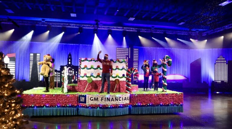 GM Financial Annual Parade of Lights goes virtual