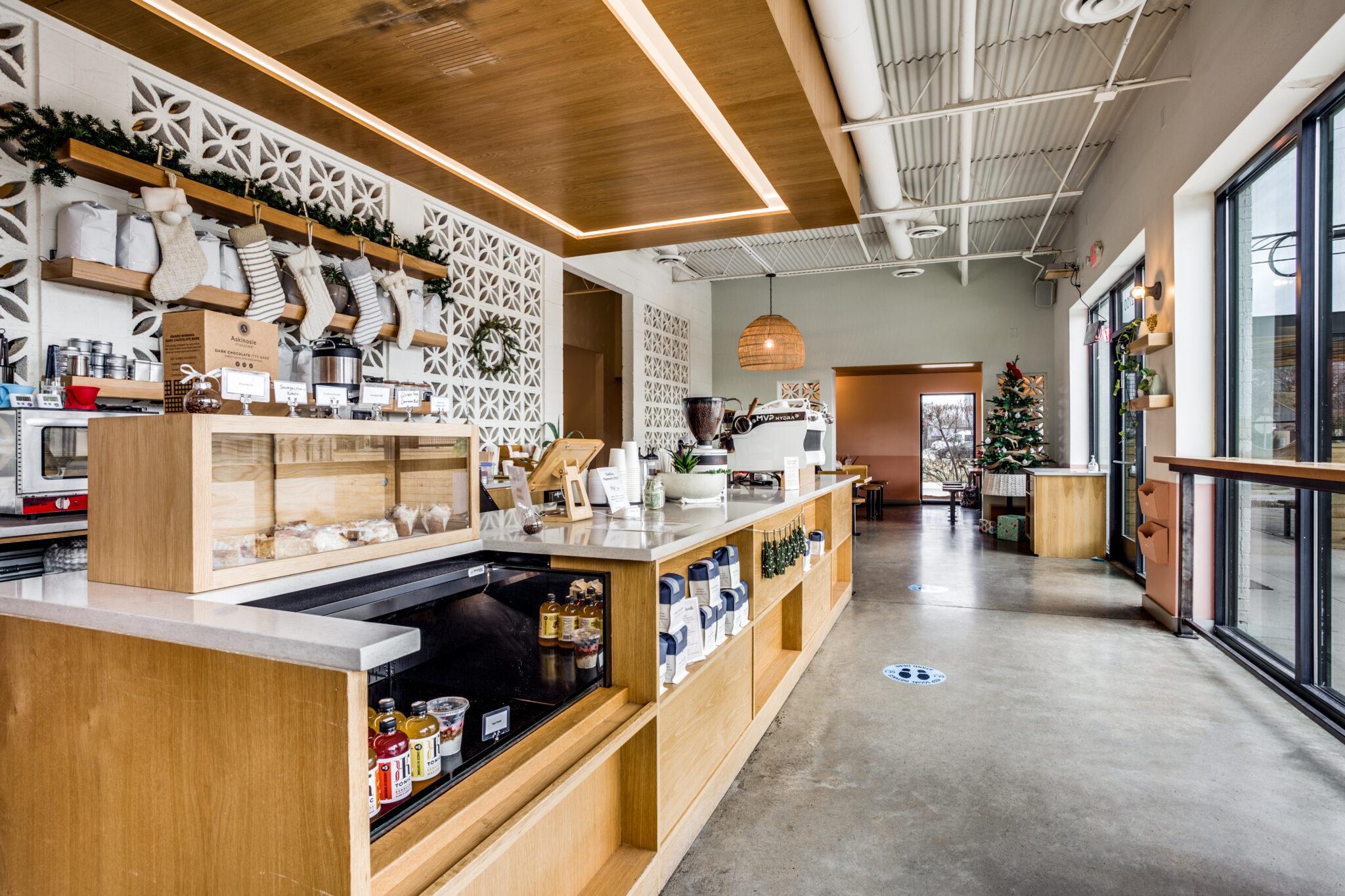 Trinity Coffee House Grand Opening
