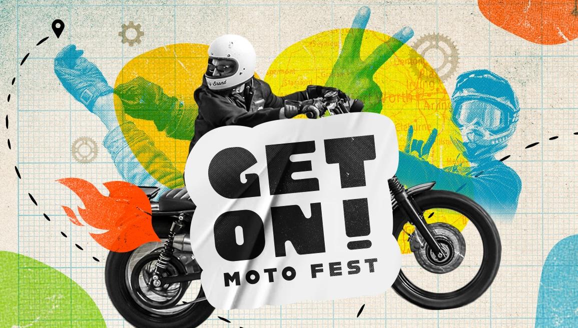 Get On! Moto Fest At Texas Motor Speedway