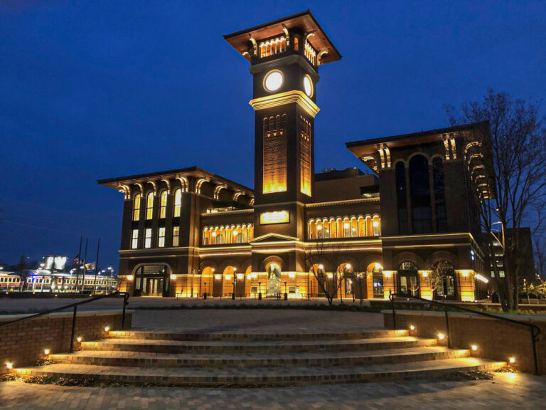 Grapevine Main Station, a $114M public-private partnership, opens April 24