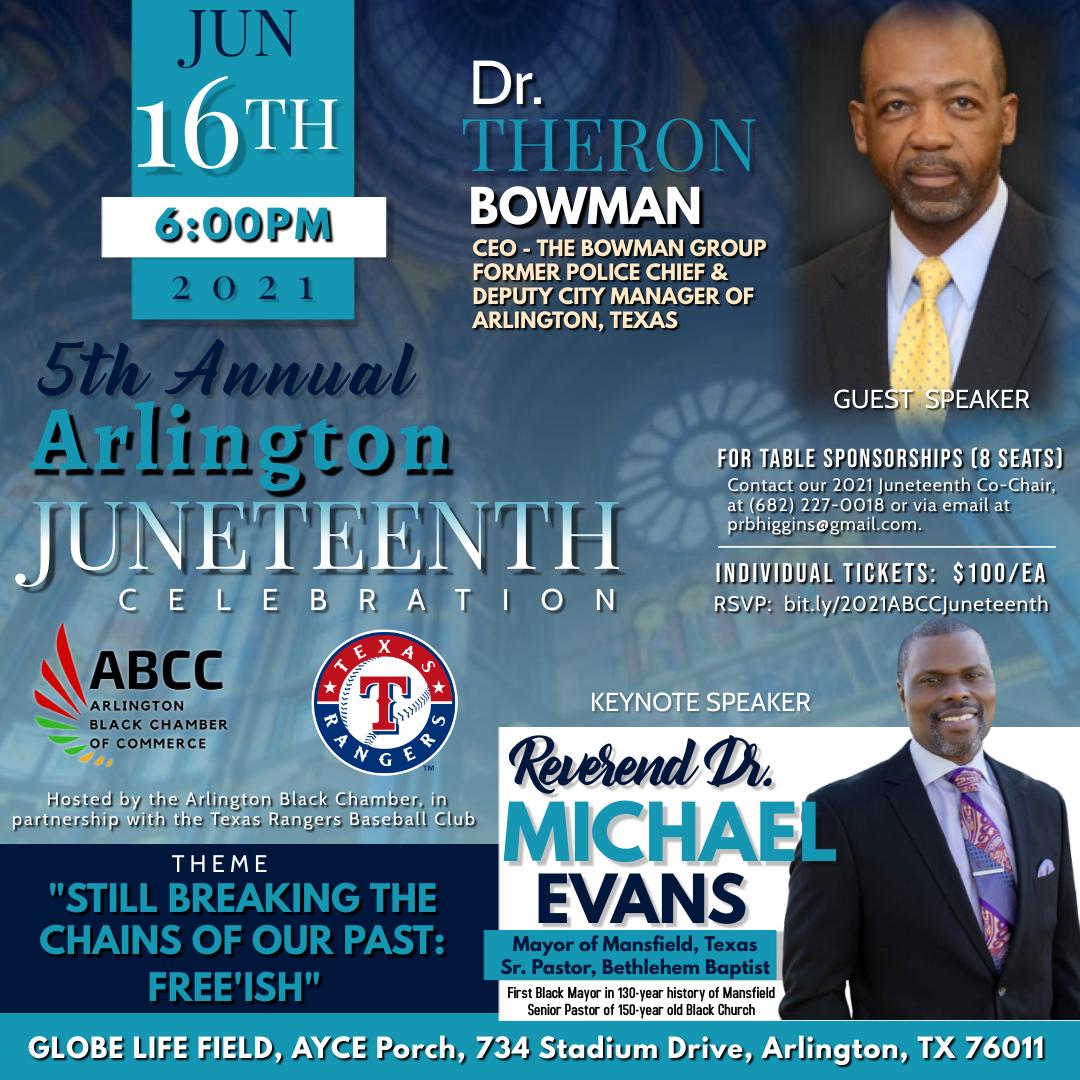5th Annual Arlington Juneteenth Celebration
