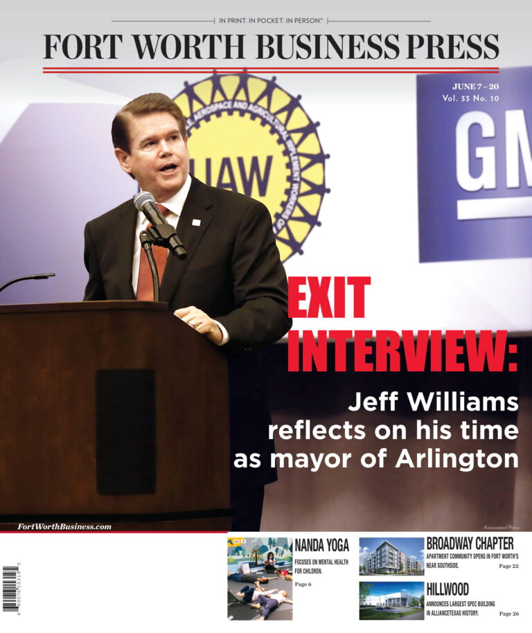 🔒 City in the Middle: Arlington prepares for more developments as Williams leaves stage