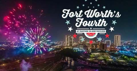 All the details on Fort Worth's Fourth at Panther Island Pavilion