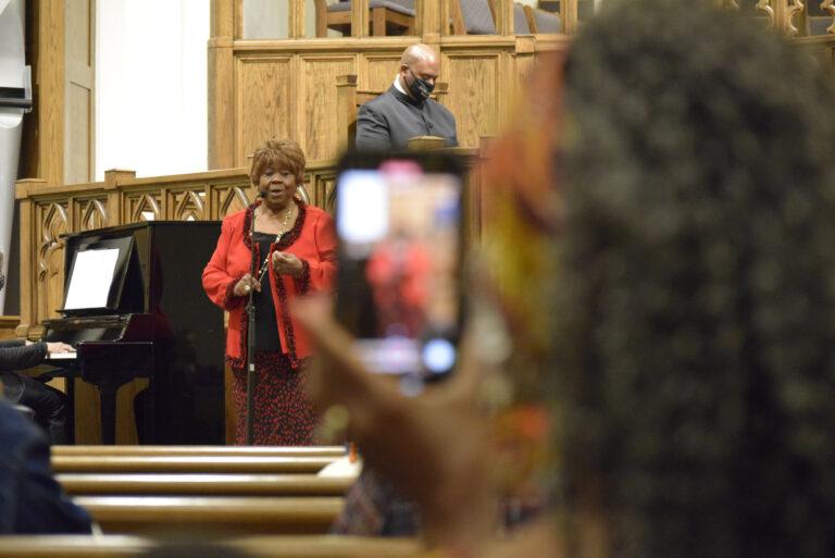🔒 18th annual Lillian Ruth Bush Juneteenth Celebration held at Broadway Baptist