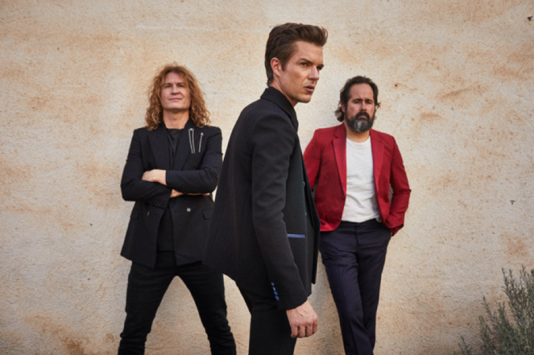 The Killers coming to Fort Worth