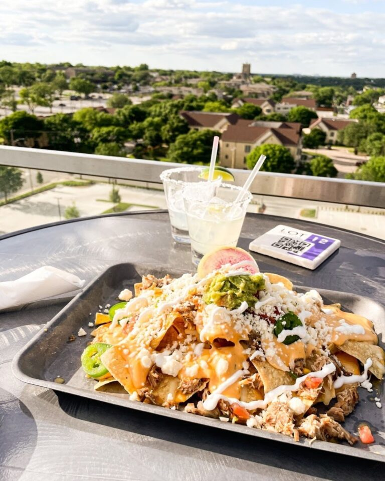 🔒 Rooftop bar? TCU area gets one with campus views