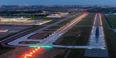 Learn about construction opportunities at Fort Worth Alliance Airport