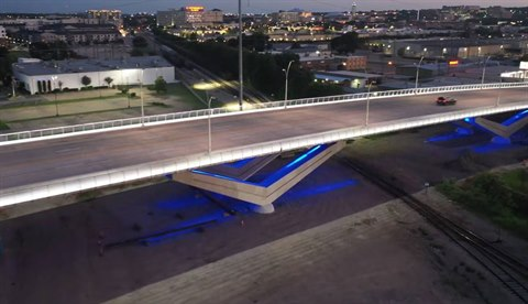 What's left to do on the three Panther Island bridges?