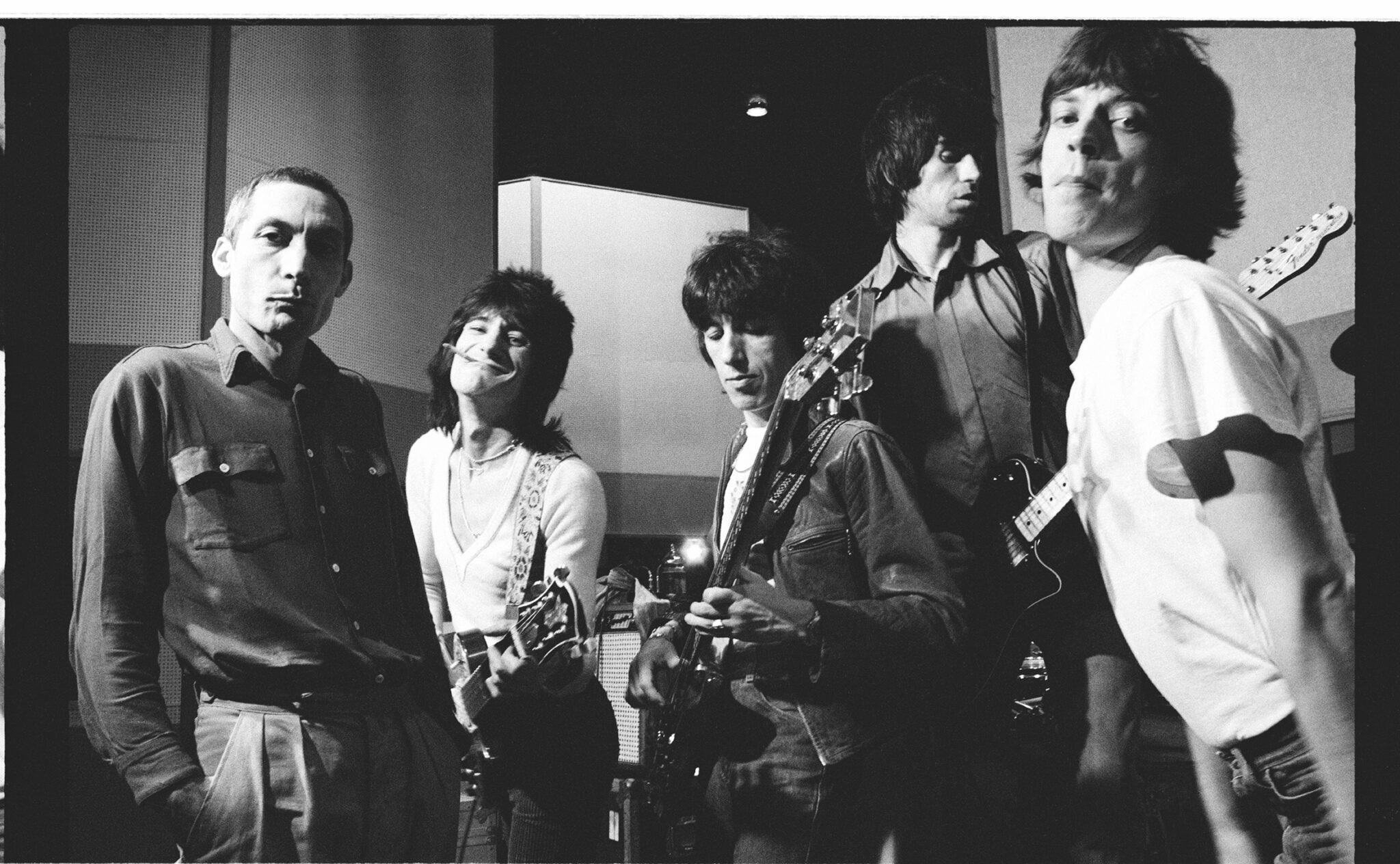 Charlie Watts: The Beat Goes Silent