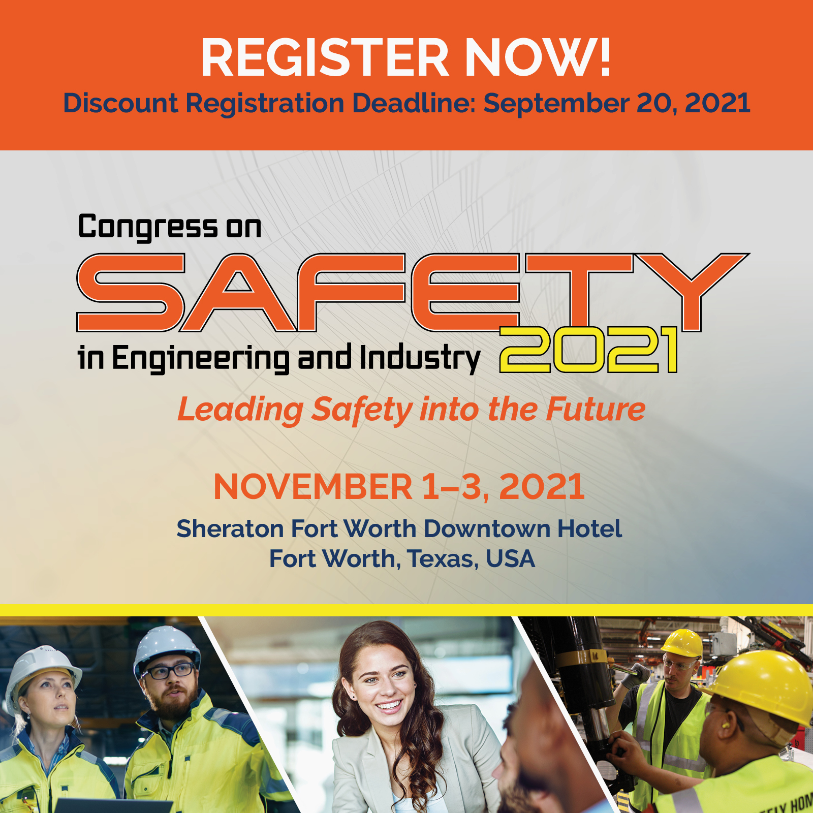 Congress on Safety in Engineering and Industry 2021