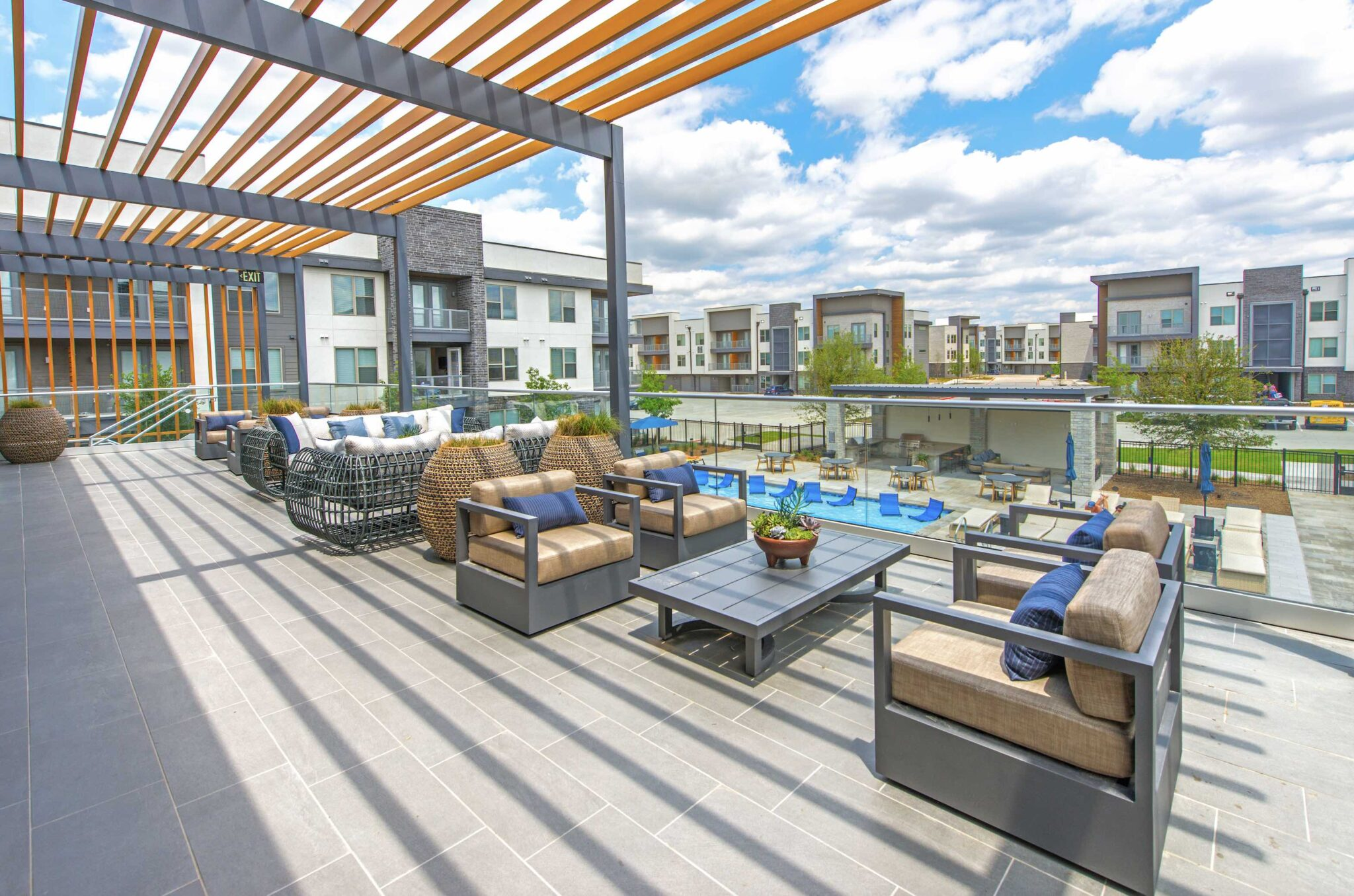 Luxury multifamily with SMART technology opening at Alliance